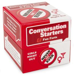 Girls Night Out- Never Have I Ever Conversation Starters & Fun Facts