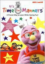 Time for Manners, Vol. 1