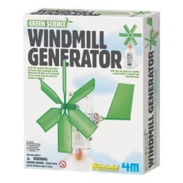 Green Science – Windmill Generator