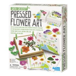 Flower Pressed Art