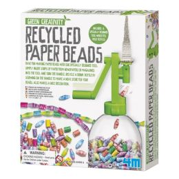 4M Recycled Paper Bead Kit