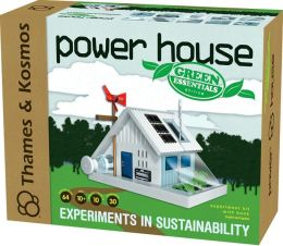 Power House Green- Essentials Edition
