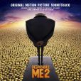 CD Cover Image. Title: Despicable Me 2, Artist:
