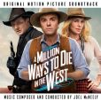 CD Cover Image. Title: A Million Ways to Die in the West, Artist: Joel McNeely