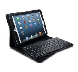 Kensington KeyFolio Pro 2 with Bluetooth Keyboard for iPad Mini in Black