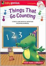 Baby Genius: Things That Go Counting