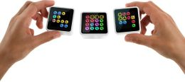 Sifteo Interactive Game System (3 Cubes)