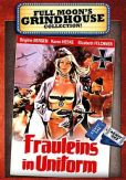Video/DVD. Title: Frauleins in Uniform
