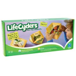 Lifecyclers™ Butterfly, Frog, And Plant