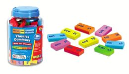 Phonics Dominoes Blends & Digraphs
