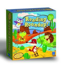 Reading Roundup Game