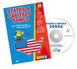States & Capitals DVD