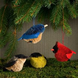 Buri Birds Ornament Set