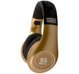 SOUL by Ludacris SL300GG Gold Elite Hi-Definition Noise Cancelling Headphones