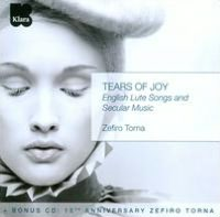 Tears of Joy: English Lute Songs and Secular Music
