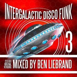 Intergalactic Disco Funk, Vol. 3