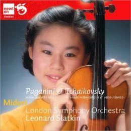Paganini: Violin Concerto No. 1; Tchaikovsky: Sérénade Mélancolique; Valse-Scherzo