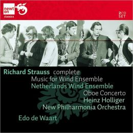 Richard Strauss: Complete Music for Wind Ensemble