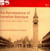 The Renaissance of Venetian Baroque