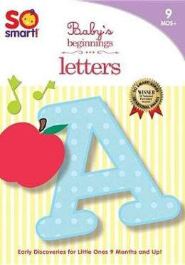 So Smart!: Baby's Beginnings: Letters