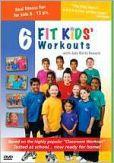 Video/DVD. Title: 6 Kids Fit Kids' Workouts