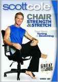 Video/DVD. Title: Scott Cole: Chair Strength & Stretch