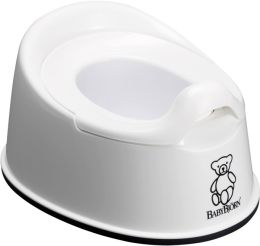 Baby Bjorn Smart Potty White