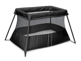 BabyBjörn Travel Crib Light 2 Black