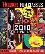 Horror Film Classics 2010 Calendar