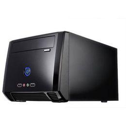 Athenatech Mini ITX Tower Glossy Black
