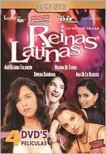 Reynas Latinas (4pc) / (Box)