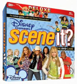 Deluxe Disney Channel Scene It?