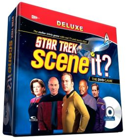 Scene It? Star Trek Deluxe Edition