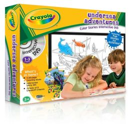 Crayola DVD Color Stories: Undersea Adventures