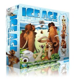 Ice Age DVD Game