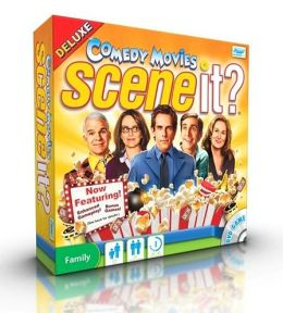 Scene It? Comedy Movies Deluxe Edition