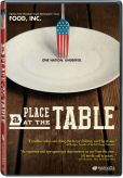 Video/DVD. Title: A Place at the Table