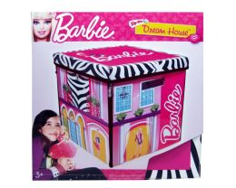 BarbieTM ZipBin(R) Dream House Toybox/Playmat w/3D Fashion Runway