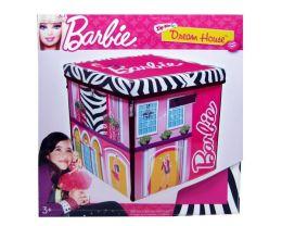 BarbieTM ZipBin(R) Dream House Toybox/Playmat w/3D Fashion Runway