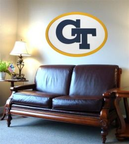 Adventure Furniture C0504-Georgia Tech Georgia Tech Logo Wall Art