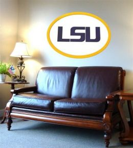 Adventure Furniture C0504-LSU LSU Logo Wall Art