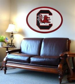 Adventure Furniture C0504-South Carolina University of South Carolina Logo Wall Art