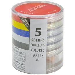 PanPastel Ultra Soft Artist Pastel Set 9ml 5/Pkg-Painting