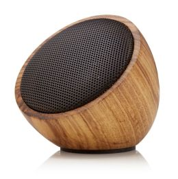 Triple C bluBOOM Bluetooth Speaker - Zebrawood