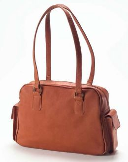 Clava 782 Cell Phone Handbag - Vachetta Tan