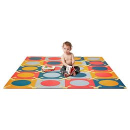 Playspot Interlocking Foam Tiles - Brights