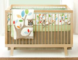 Skip Hop Bedding 4-Piece Crib Set - Treetop Friends