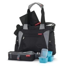 Bento Diaper Bag - Black