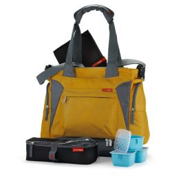 Bento Diaper Bag - Goldenrod