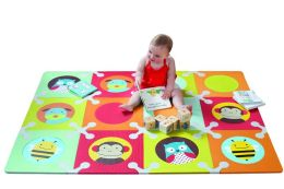 Skip Hop Zoo Playspot Foam Floor Tiles